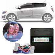 Módulo de Vidro Elétrico Chevrolet Sonic 2012 13 14 Função Antiesmagamento PRO 4.4 AI