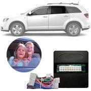 Módulo de Vidro Elétrico Fiat Freemont 2012 13 14 15 16 17 18 Emotion 5 Lugares Função Antiesmagamento PRO 4.28 DG