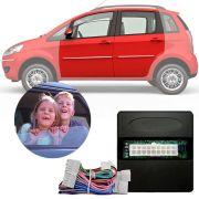 Módulo de Vidro Elétrico Fiat Idea 2005 06 07 08 09 10 11 12 13 14 Função Antiesmagamento PRO 4.45 DR