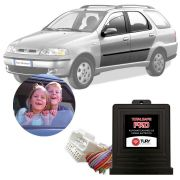 Módulo de Vidro Elétrico Fiat Palio Weekend 2002 Em Diante Fase 3 e 4 Função Antiesmagamento PRO 4.45 DR