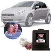 Módulo de Vidro Elétrico Fiat Punto 2008 09 10 11 12 13 14 15 16 Função Antiesmagamento PRO 4.45 DR