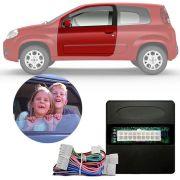 Módulo de Vidro Elétrico Fiat Uno 2011 12 13 14 15 16 e Fiat Fiorino 2014 15 16 17 2 Portas Função Antiesmagamento PRO 2.0 BQ