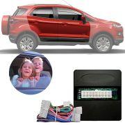 Módulo de Vidro Elétrico Ford Ecosport 2013 14 15 16 17 Vidros Dianteiros Função Antiesmagamento PRO 2.18 BA