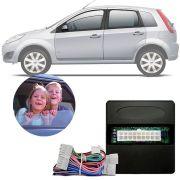 Módulo de Vidro Elétrico Ford Fiesta Rocam 2002 a 2014 e Courier 2006 a 2015 Função Antiesmagamento PRO 2.18