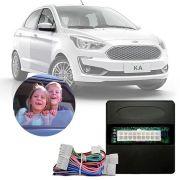 Módulo de Vidro Elétrico Ford Ka Ka+ 2019 Portas Dianteiras Função Antiesmagamento PRO 2.36 CC