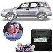 Módulo de Vidro Elétrico Sensorizado Subaru Impreza e Forester 2008 09 10 11 Com Descida e Subida Automatizada na Porta Motorista LVX 10.4 X
