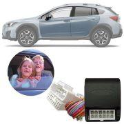 Módulo de Vidro Elétrico Subaru Xv 2018 19 Com Vidros Automatizados nas Portas Dianteiras Função Antiesmagamento PRO 4.73 ER