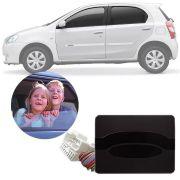 Módulo de Vidro Elétrico Toyota Etios 2011 12 13 14 Com Vidros Elétricos nas 4 Portas Função Antiesmagamento PRO 4.8 AT