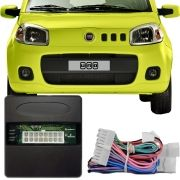 Módulo de Vidro Sensorizado Fiat Fiorino Uno 2011 Em Diante LVX 10.2 BQ