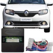 Módulo de Vidro Sensorizado Renault Logan Sandero 2014 15 16 Vidros Traseiros LVX8BW