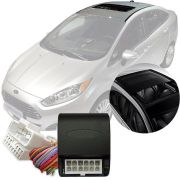 Módulo Fechamento de Teto Solar Automatizado Ford New Fiesta 2015 16 17 18 19 Com Teto Solar Original LVX 5 I