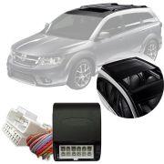 Módulo Fechamento Teto Solar Automatizado Dodge Journey | Jeep Cherokee | Compass | Chrysler 300C Com Sistema de Teto Solar Original LVX 5