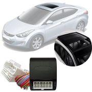 Módulo Fechamento Teto Solar Automatizado Hyundai Elantra 2011 12 13 14 15 16 e I30 2013 14 15 16 17 18 Com Sistema de Teto Solar Original LVX 5 B