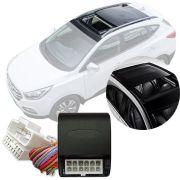 Módulo Fechamento Teto Solar Automatizado Hyundai IX35 2010 11 12 13 14 15 16 Com Sistema de Teto Solar Original LVX 5 F