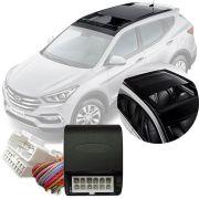 Módulo Fechamento Teto Solar Automatizado Hyundai Santa Fé | Grand Santa Fé | Sonata | Azera | Veloster |Tucson | Vera Cruz Com Sistema de Teto Solar Original LVX 5