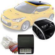 Módulo Fechamento Teto Solar Automatizado Hyundai Veloster 2013 14 15 16 17 Com Sistema de Teto Solar Original LVX5 Z