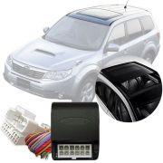 Módulo Fechamento Teto Solar Automatizado Subaru Forester 2009 2010 2011 2012 Com Sistema de Teto Solar Original LVX 5