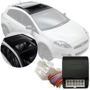 Módulo Fechamento Teto Solar Automatizado Tury Fiat Bravo 2010 11 12 13 14 15 16 17 Com Sistema de Teto Solar Original LVX 5
