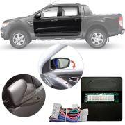 Módulo Rebatimento e Tiltdown de Retrovisor Elétrico Ford Ranger 2013 14 15 16 17 18 PARK 3.0.1 L