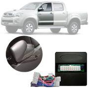 Módulo Rebatimento Retrovisor Elétrico Toyota Hilux 2008 Até 2015 | Corolla 2009 Até 2014 | Rav4 2013 em Diante PARK 2 A