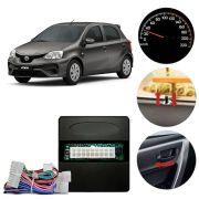 Módulo Speed Lock Travamento Das Portas Em Velocidade Toyota Etios Até 2014 XLS / Cross | Etios 2015 2016 XS XLS Cross Platinum TRX 31 B