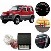 Módulo Speed Lock Travamento Em Velocidade Suzuki Jimny 2000 Em Diante TRX 31 A
