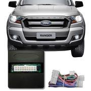 Módulo de Vidro Antiesmagamento Ford Ranger 2013 a 2016 Vidro Dianteiro PRO 2.18 EA