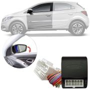 Módulo Tiltdown Inclina Espelho Retrovisor Chevrolet Prisma Cobalt Onix Spin Agile Celta Zafira Corsa PARK 1.2.2 AO