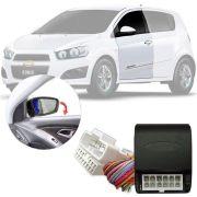 Módulo Tiltdown Inclina Espelho Retrovisor Elétrico Chevrolet Sonic 2012 13 14 PARK 1.2.2 AH