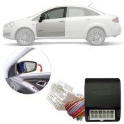 Módulo Tiltdown Inclina Espelho Retrovisor Elétrico Fiat Linea 2009 10 11 12 13 14 15 16 17 PARK 1.2.6 AQ