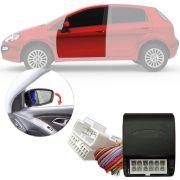 Módulo Tiltdown Inclina Espelho Retrovisor Elétrico Fiat Punto 2008 09 10 11 12 13 14 15 16 17 PARK 1.2.6 AQ