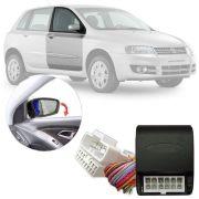 Módulo Tiltdown Inclina Espelho Retrovisor Elétrico Fiat Stilo 2003 04 05 06 07 08 09 10 11 PARK 1.2.6 AQ