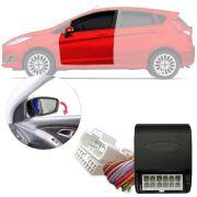 Módulo Tiltdown Inclina Espelho Retrovisor Elétrico Ford New Fiesta 2011 12 13 14 15 16 17 18 19 PARK 1.51.2 AC
