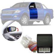 Módulo Tiltdown Inclina Espelho Retrovisor Elétrico Ford Ranger 2013 14 15 16 17 18 19 PARK 1.0.1 AK