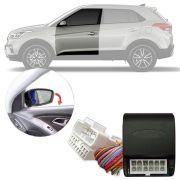 Módulo Tiltdown Inclina Retrovisor Elétrico Hyundai Creta 2020 Em Diante Com Retrovisor Elétrico Com Sistema de Rebatimento Original PARK 1.2.4 DN