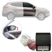 Módulo Tiltdown Inclina Retrovisor Elétrico Hyundai IX35 2010 11 12 13 14 15 16 17 PARK 1.2.4 AE
