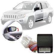 Módulo Tiltdown Inclina Retrovisor Elétrico Jeep Compass 2012 13 14 15 16 PARK 1.3.7 CG