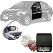 Módulo Tiltdown Inclina Retrovisor Elétrico Nissan Sentra 2010 11 12 13 PARK 1.0.1 BK