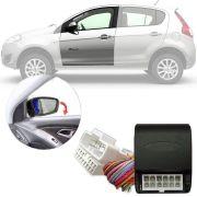 Módulo Tiltdown Inclina Retrovisor Fiat Palio 2010 2011 2012 2013 2014 PARK 1.52.6 BB