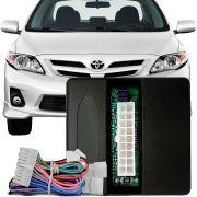 Módulo Tiltown + Rebatimento + Fechamento dos Vidros Toyota Corolla 2009 Até 2014 GLI | ALTIS | SEG | XEI | XRS PARK 5.4.3 AG