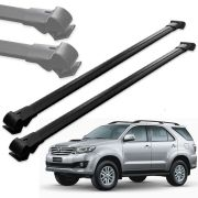 Par Travessa Teto Alumínio Toyota Hilux Sw4 2005 Até 2017