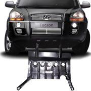 Protetor de Carter Completo Hyundai Tucson 2004 Até 2016 Com Parafusos Fixadores