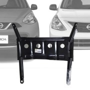 Protetor de Carter Completo Nissan Versa March 2012 13 14 15 Com Parafusos Fixadores