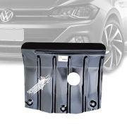 Protetor de Carter Completo Volkswagen Virtus 2018 Em Diante Com Parafusos Fixadores