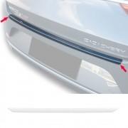 Protetor Porta Malas Resinado Incolor Chery Arrizo6 Arrizo 6 2020 Em Diante