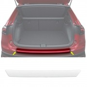 Protetor Porta Malas Resinado Incolor Volkswagen Nivus 2020 Em Diante