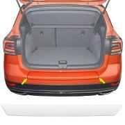 Protetor Porta Malas Resinado Incolor Volkswagen T-Cross Tcross 2018 Acima