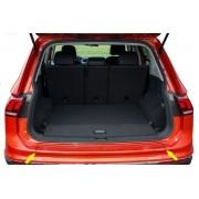 Protetor Porta Malas Resinado Incolor Volkswagen Tiguan 2019 Acima