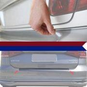 Protetor Porta Malas Resinado Incolor Volkswagen Virtus