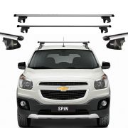 Rack Thule Travessa de Teto Smart 794 Chevrolet Spin 2012 13 14 15 16 17